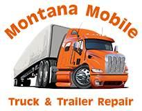 Montana Mobile Truck & Trailer Repair (406)8603318