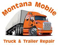 Montana Mobile Truck & Trailer Repair (406)8603318