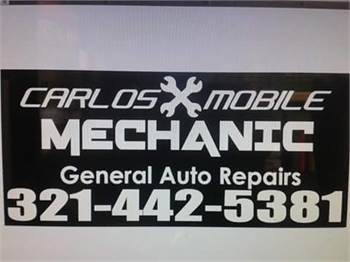 Carlos Mobile Mechanic Orlando (321)4425381