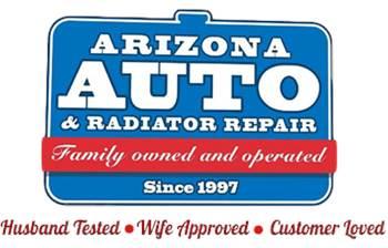 Arizona Auto & Radiator Repair in Sierra Vista (520)4592216