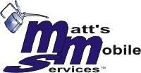 Matt's Mobile Services- (757)4778065