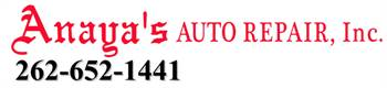 Anaya's Auto Repair in Kenosha - (262)6521441