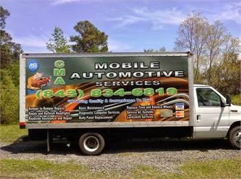 CMA mobile Automotive Services in Charleston South Carolina (843)8346819
